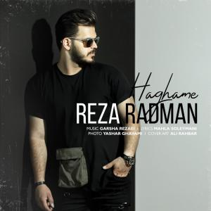 Reza Radman Haghame