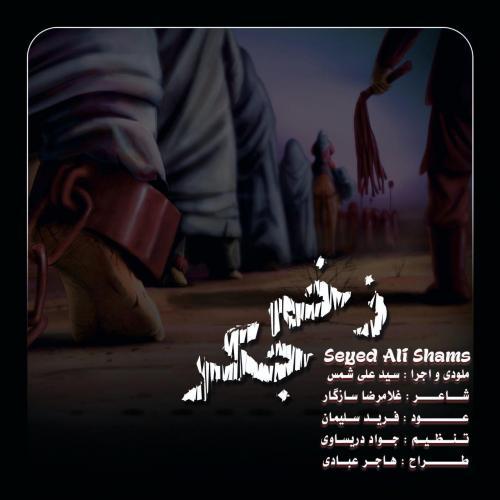دانلود آهنگ سید علی شمس زخم جگر