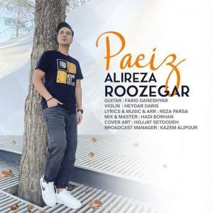 Alireza Roozegar Paeiz
