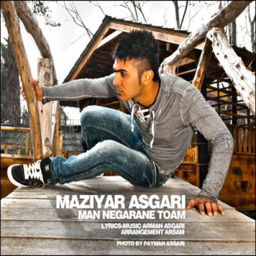 Maziyar Asgari – Man Negarane Toam