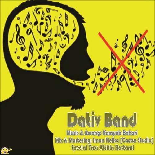 دانلود آهنگ Dativ Band Nothaye Bi Seda