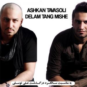 Ashkan – Delam Tang Mishe
